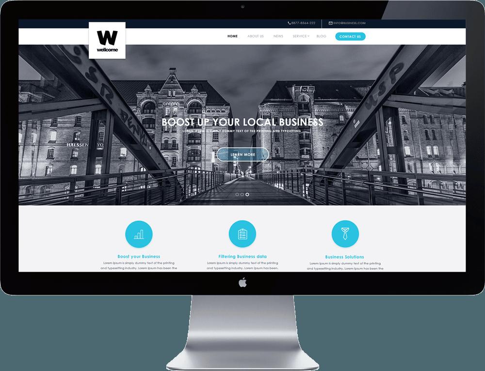 coorporate-web-site-minII